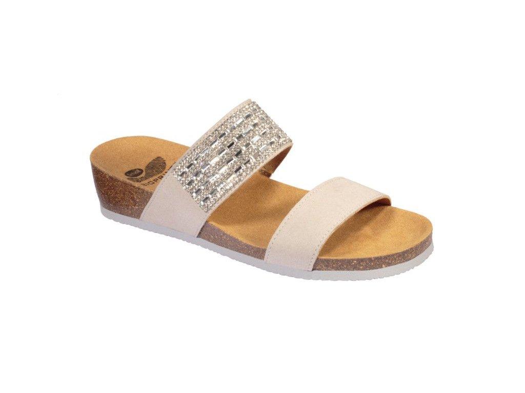 Scholl DAPHNE - dámské pantofle (Velikost 38)