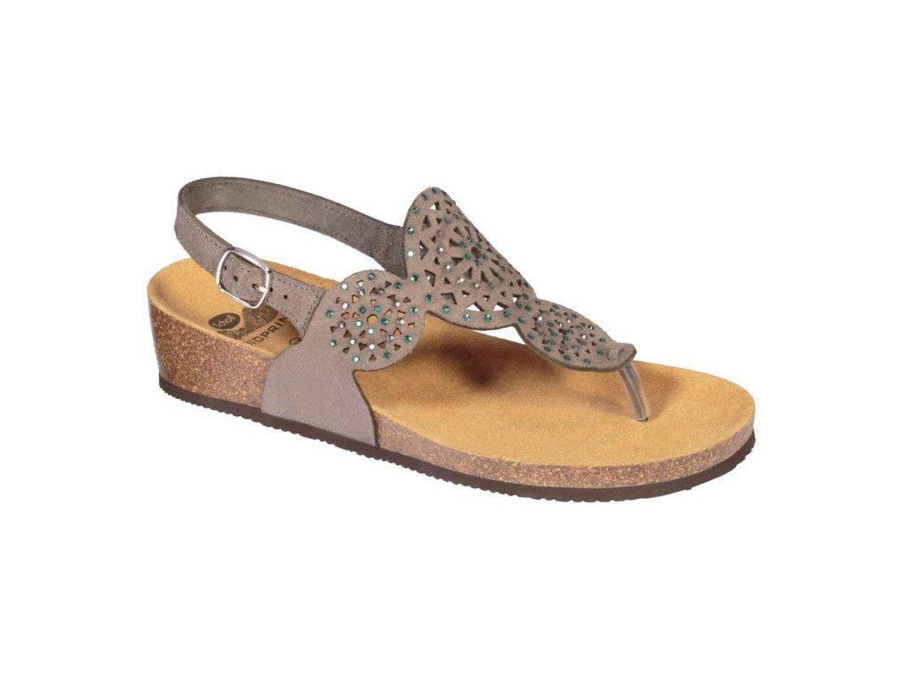 Scholl ABELINE - dámské žabky (sandále) (Velikost 39)