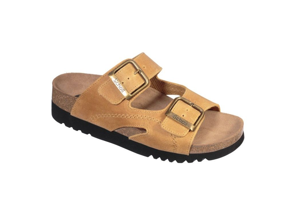 Scholl MOLDAVA WEDGE - zdravotní pantofle (Velikost 37)