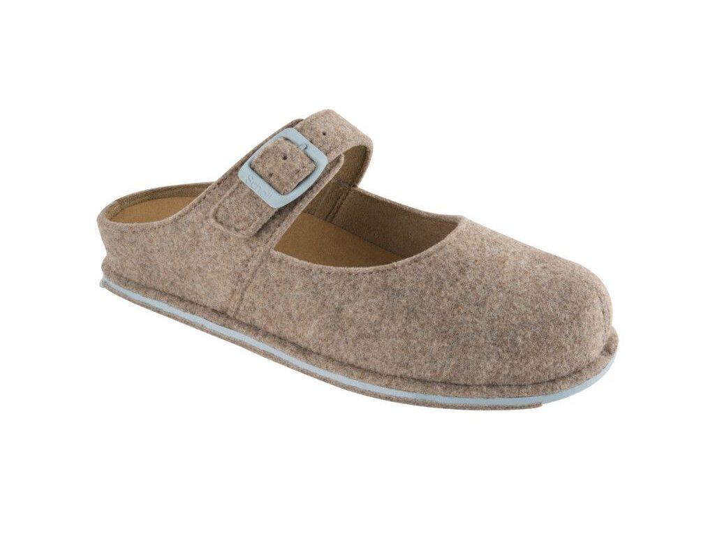 Scholl SPIKEY SS 2 - dámská domácí obuv (Velikost 38)