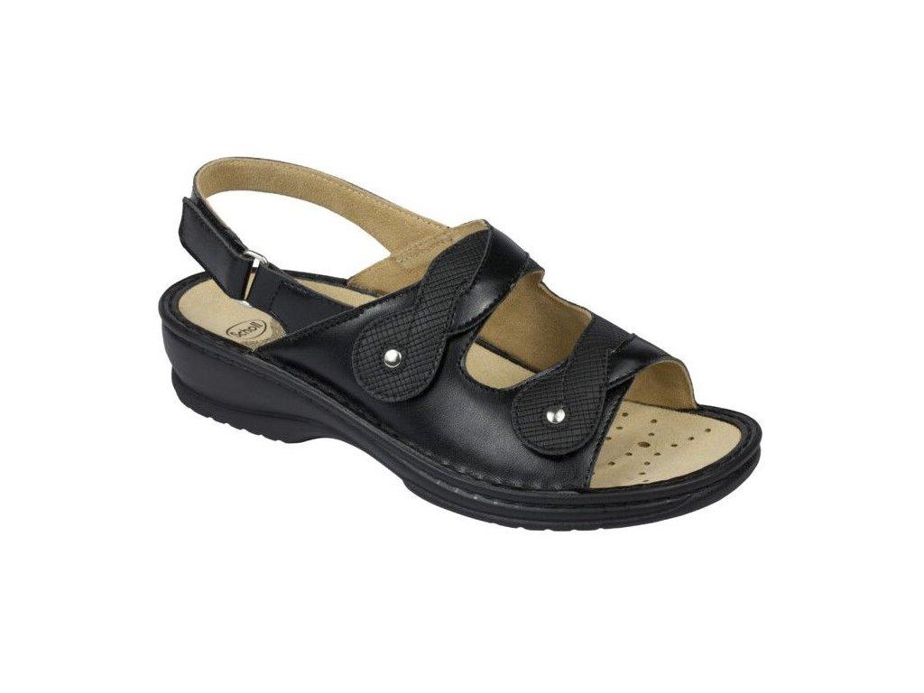Scholl DORONINA - dámské sandále (Velikost 37)