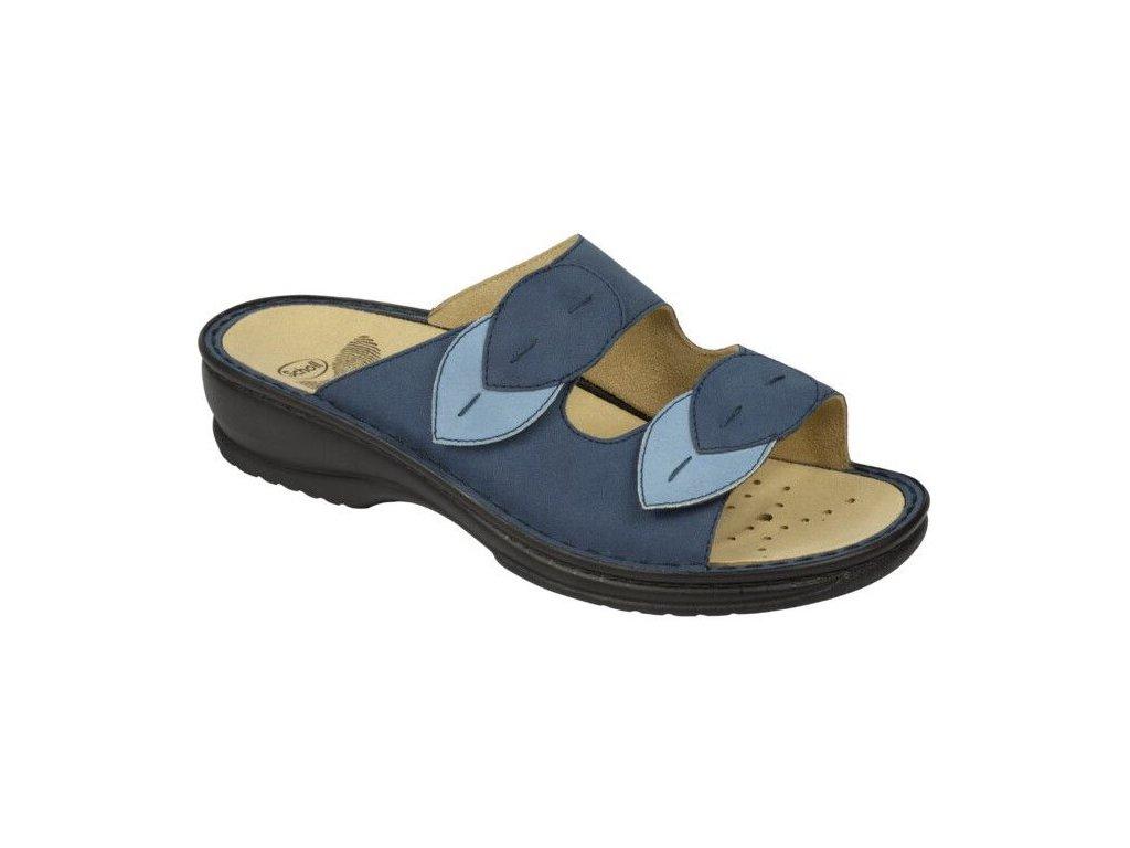 Scholl DAMIETTA - dámské pantofle (Velikost 37)