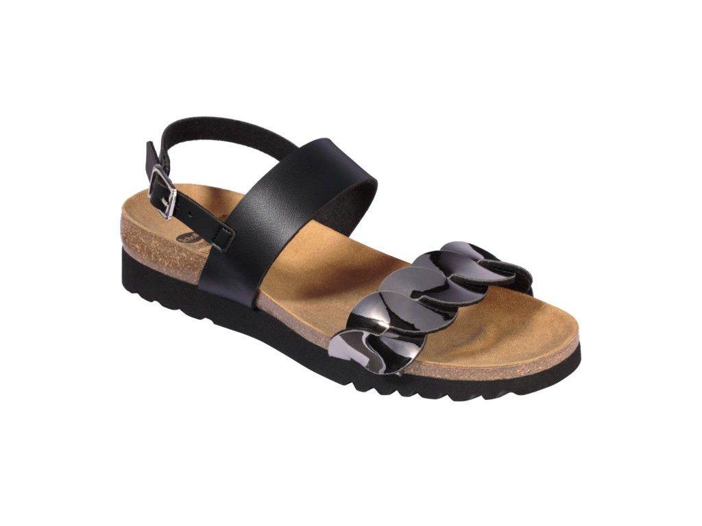 Scholl JADA SANDAL - dámské sandále (Velikost 39)