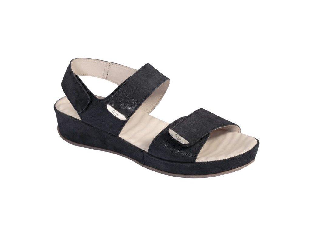 Scholl CHRISTY SANDAL dámské zdravotní sandále (Velikost 38)