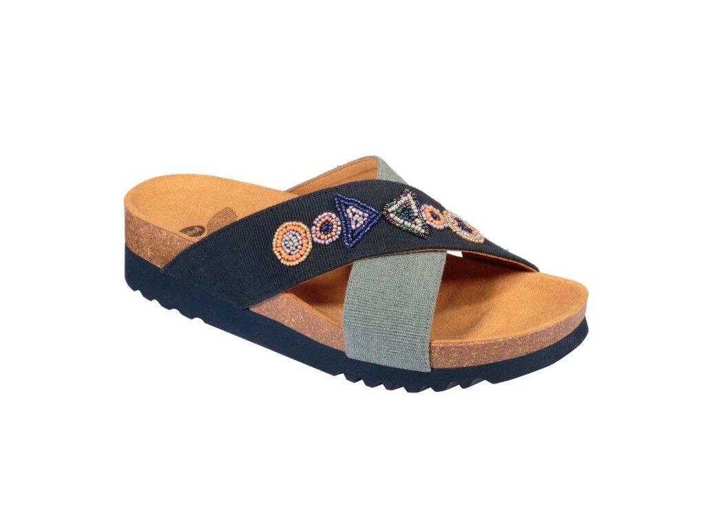 Scholl LA SERENA dámské zdravotní pantofle (Velikost 37)