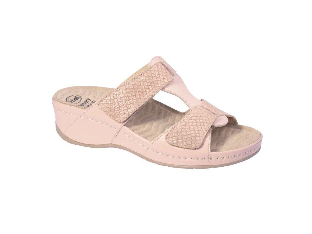 Scholl PRIMULA  - dámské pantofle (Velikost 38)