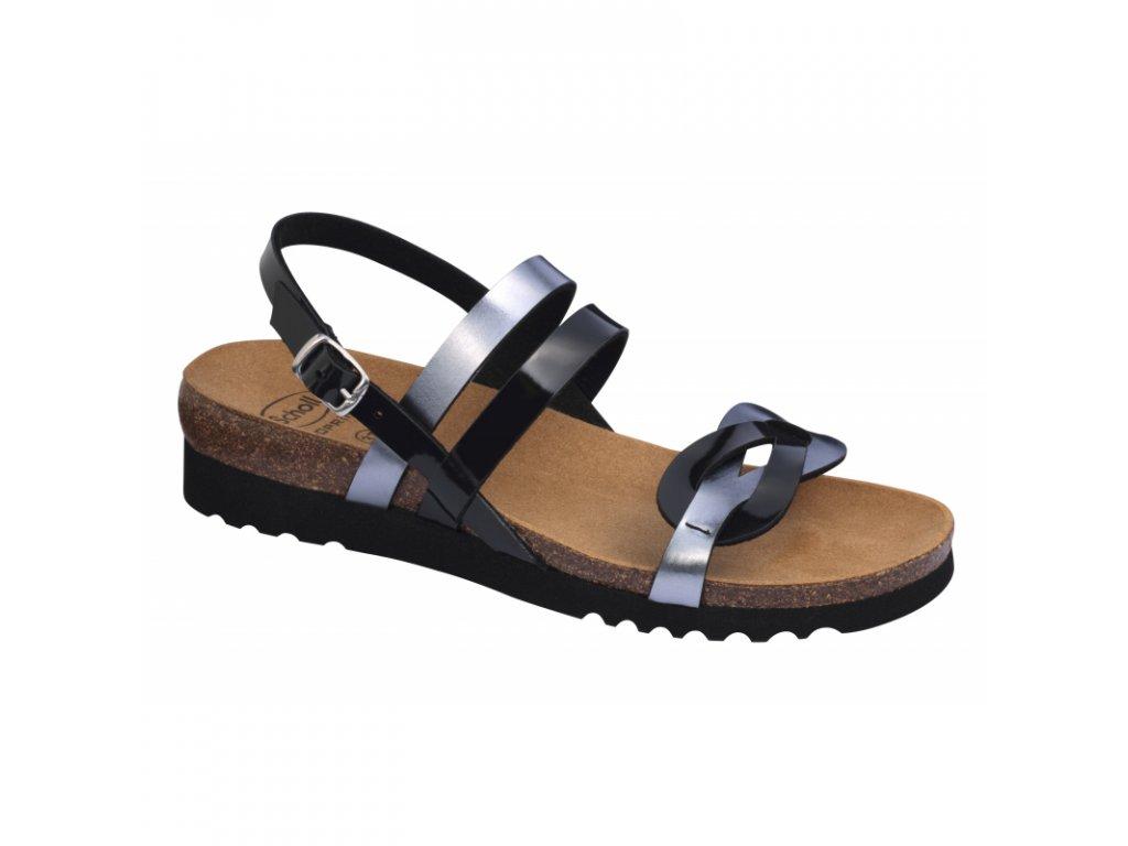 Scholl SOFIA SANDAL - dámské zdravotní sandály (Velikost 37)