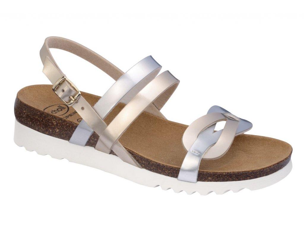 Scholl SOFIA SANDAL - dámské zdravotní sandály (Velikost 36)