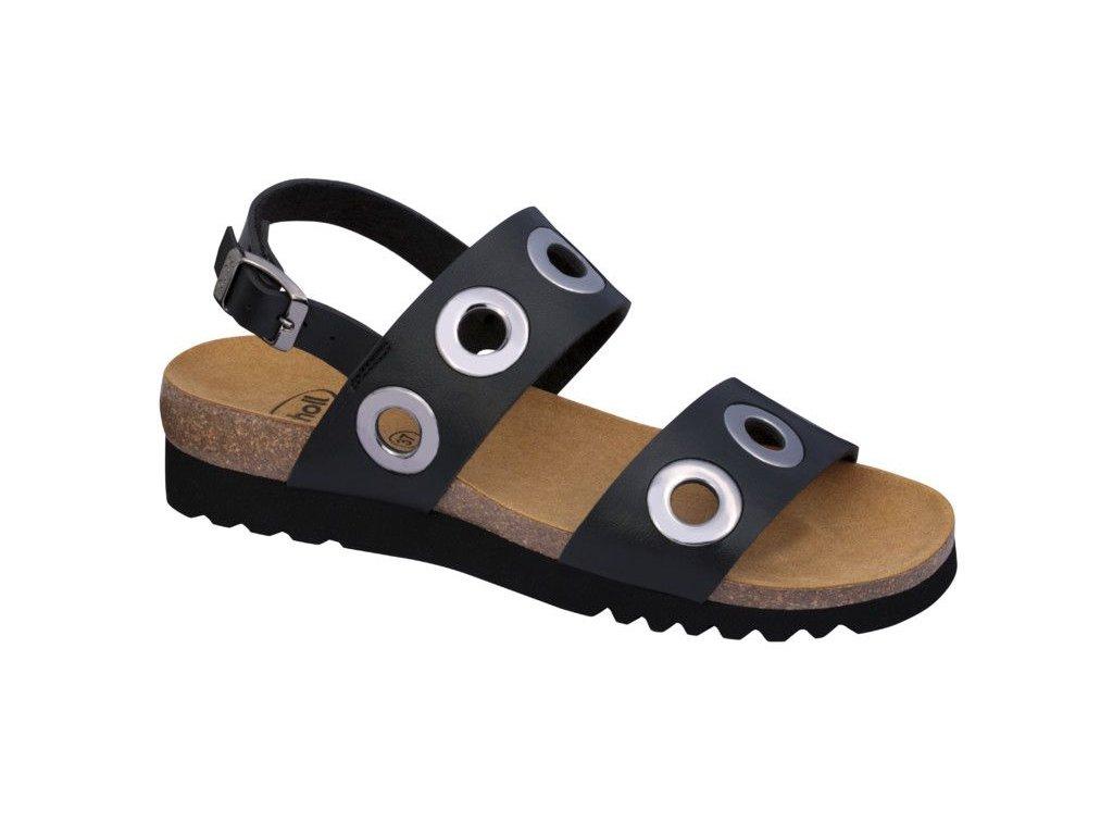 Scholl LARA SANDAL  dámské  zdravotní sandále (Velikost 36)