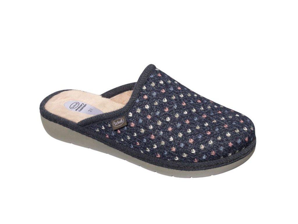 Scholl LAUREN - dámská domácí obuv (Velikost 40)