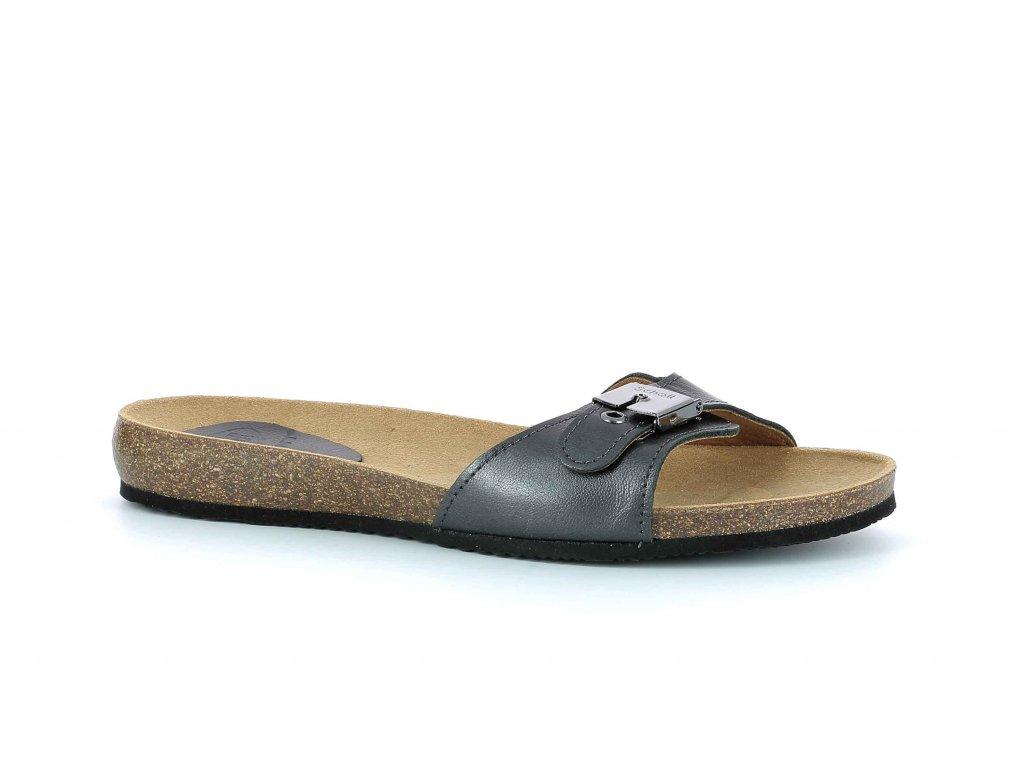 Scholl BAHAMAIS - dámské zdravotní  pantofle (Velikost 39)
