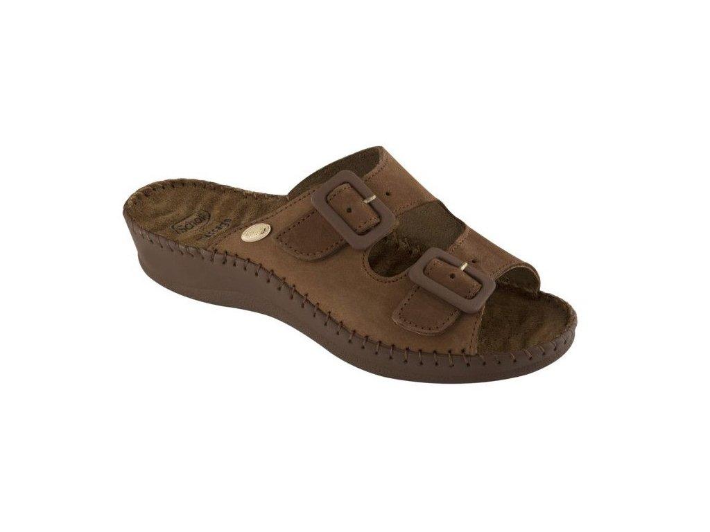 Scholl WEEKEND - dámské zdravotní pantofle (Velikost 35)