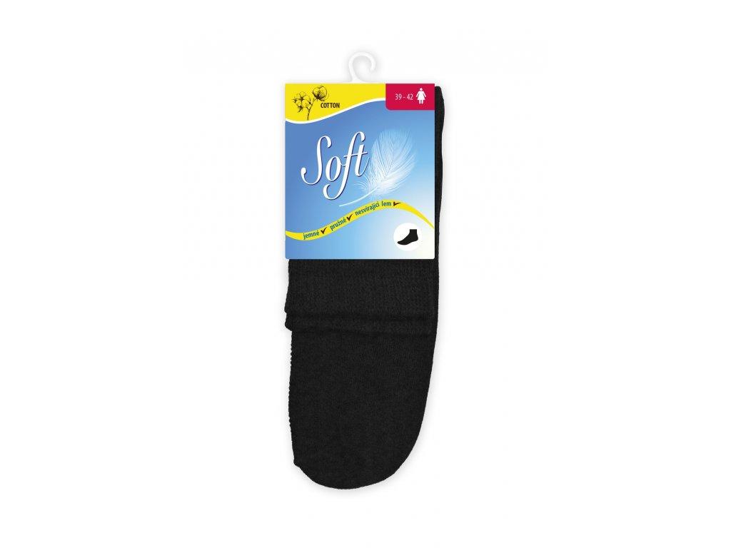 Bavlněné ponožky střední (Velikost S(35-38))