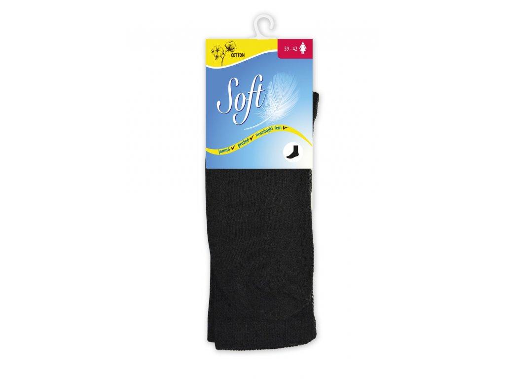 Bavlněné ponožky vysoké (Velikost S(35-38))