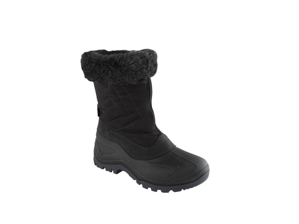Scholl FLAKE - dámská zimní obuv (Velikost 36)