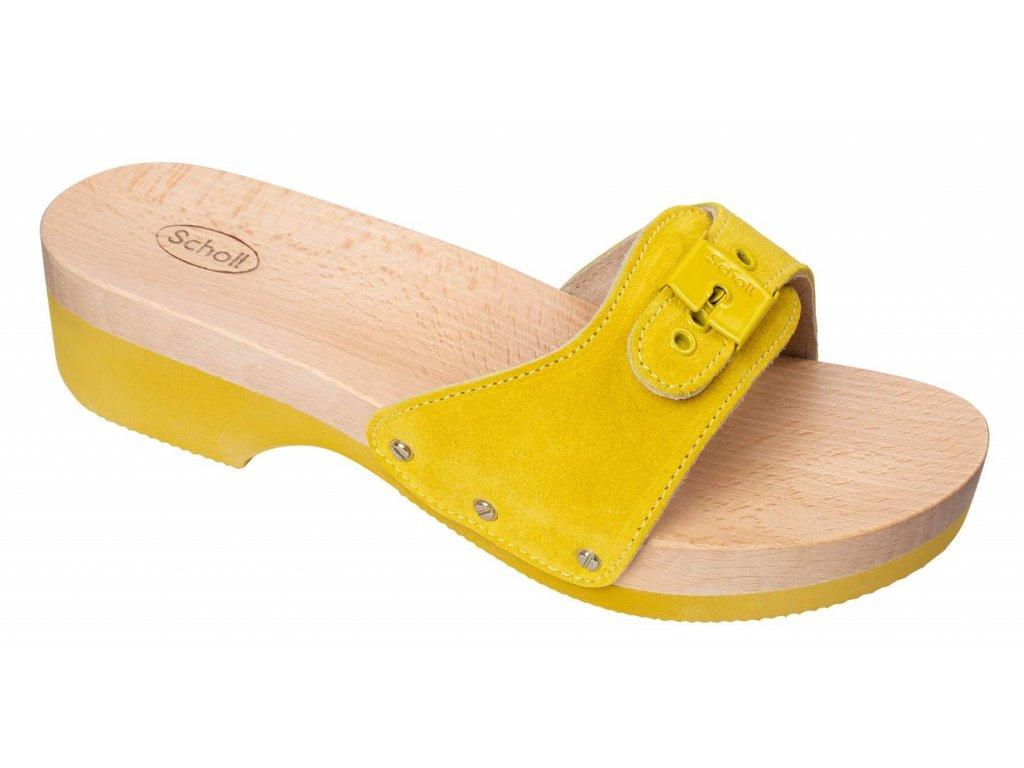 SCHOLL PESCURA dámské pantofle - dřeváky (Velikost 37)