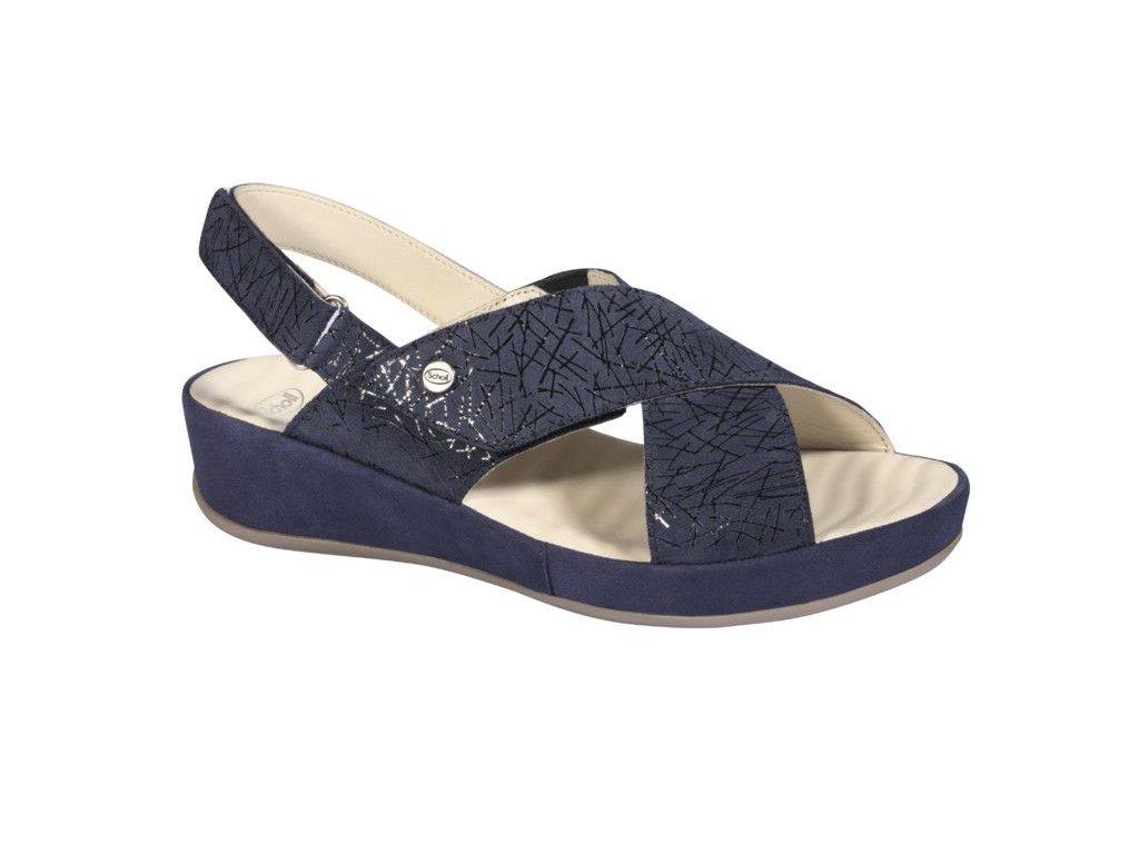 Scholl FABIA - dámské sandále (Velikost 38)