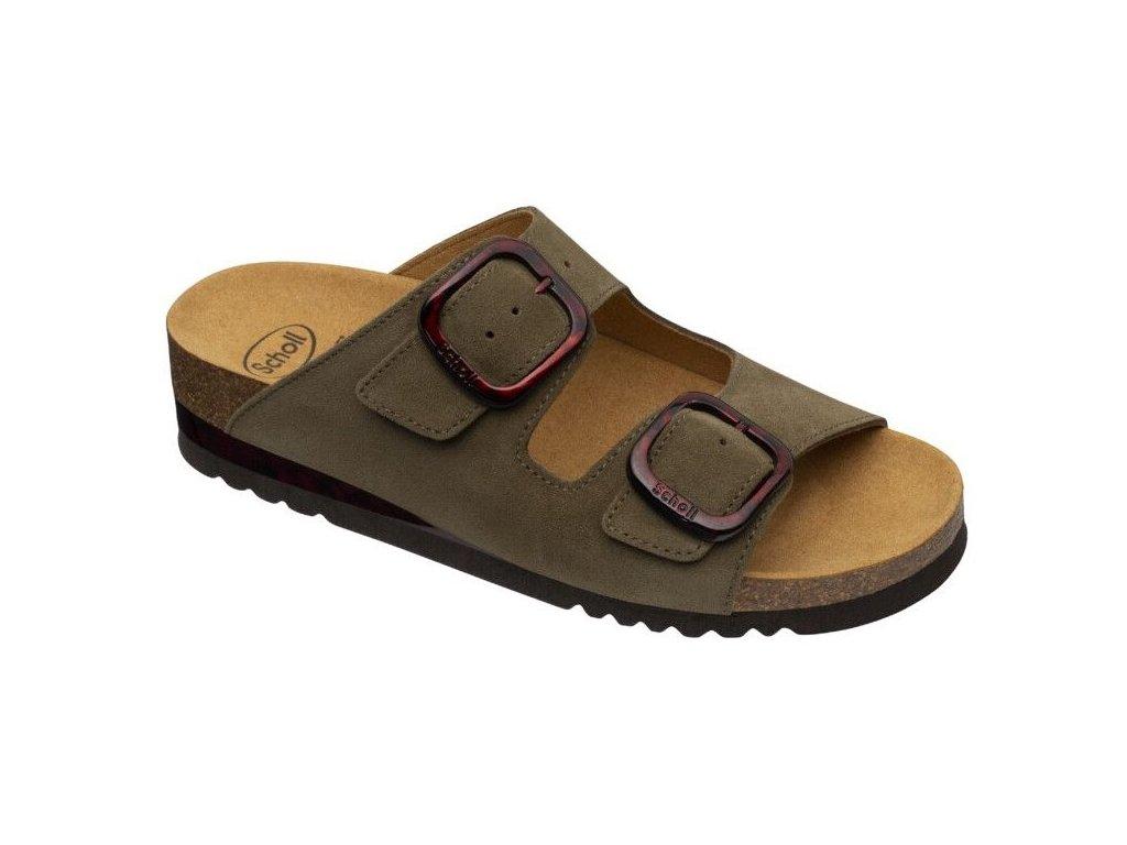 SCHOLL dámské pantofle ILARY 2 STRAPS (Velikost 37)