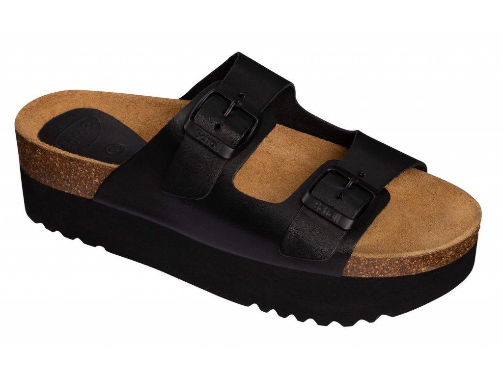 Scholl ALTEA - dámské pantofle (Velikost 37)
