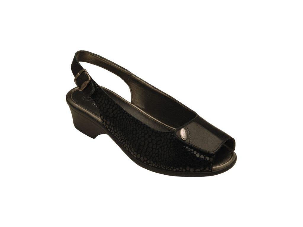 Scholl ROSSANA - dámské sandály na podpatku (Velikost 41)