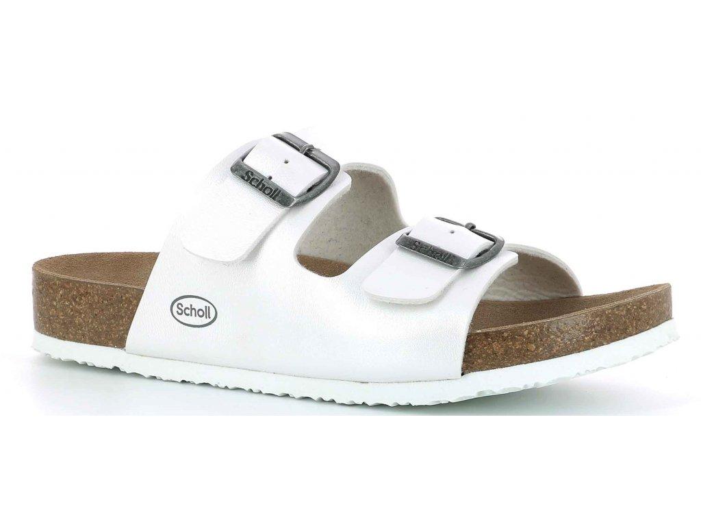 Scholl SHO AMELIA pantofle - dámské zdravotní pantofle (Velikost 38)