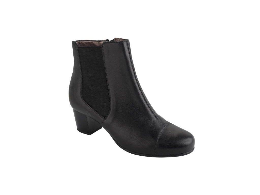 Scholl LYZZIE - dámská kotníková obuv (Velikost 40)