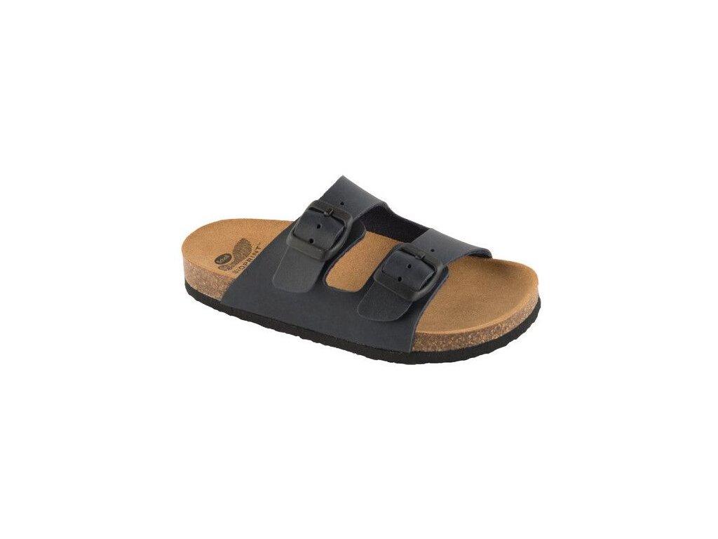 Scholl AIR BAG KID - dětské zdravotní pantofle (Velikost 29)
