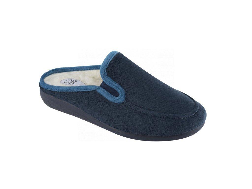 Scholl NEW TYWIN - dámská domácí obuv (Velikost 40)