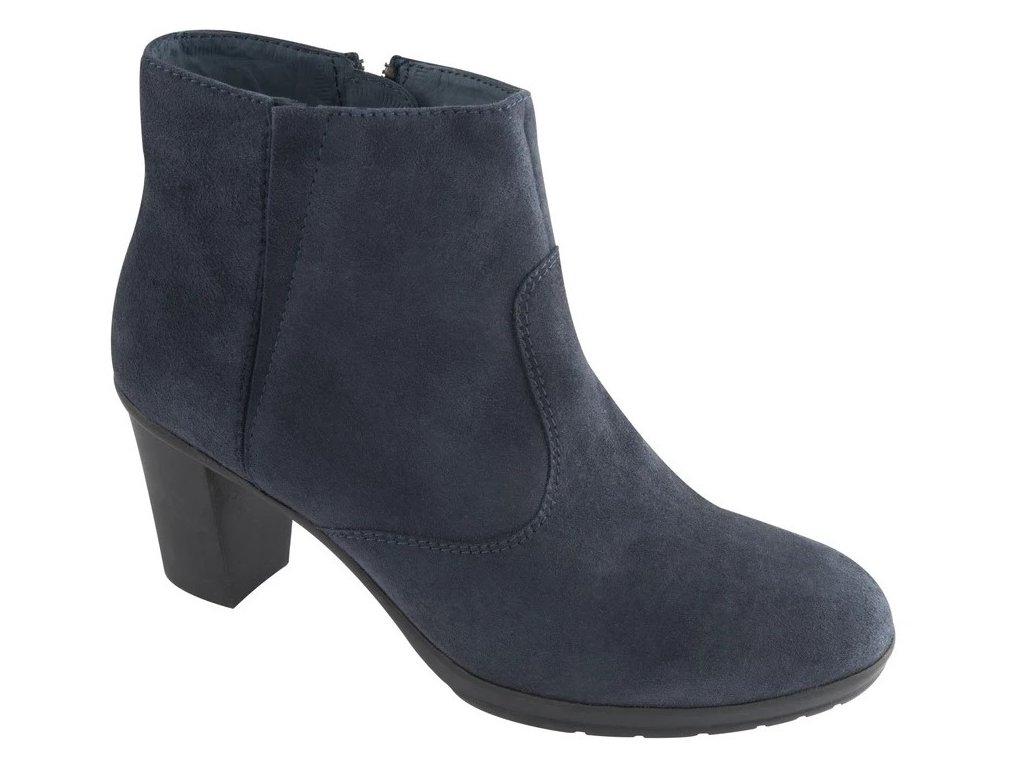 Scholl ORELLE - dámská kotníková obuv (Velikost 37)