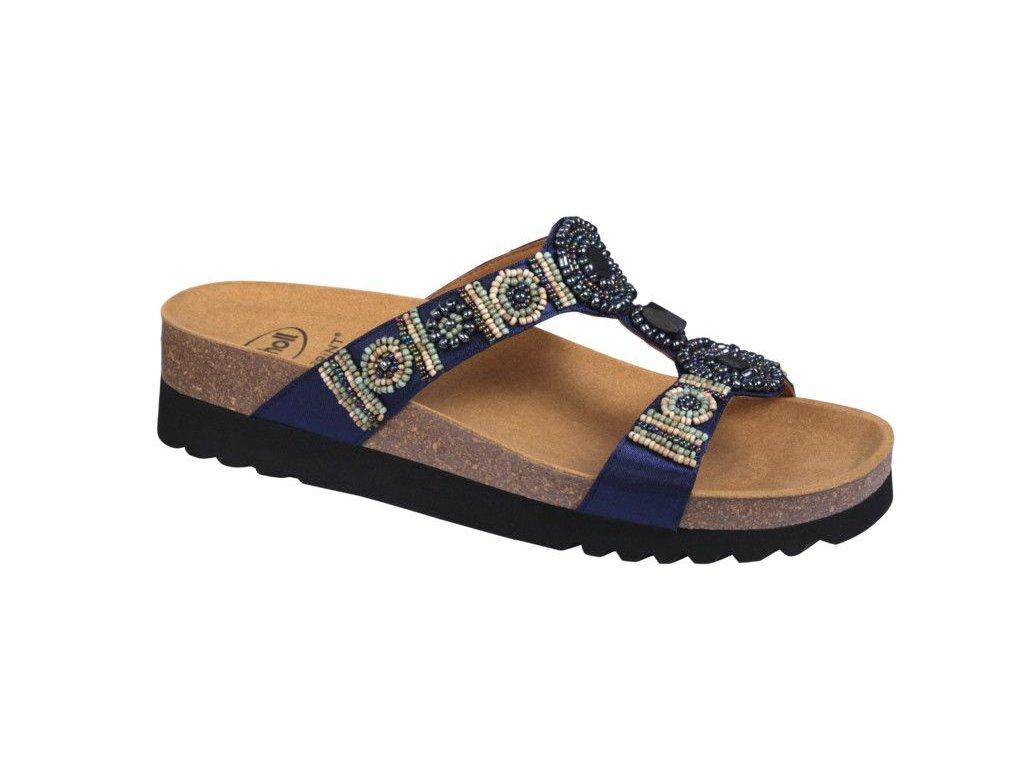Scholl NEW BOGOTA - dámské zdravotní pantofle (Velikost 35)