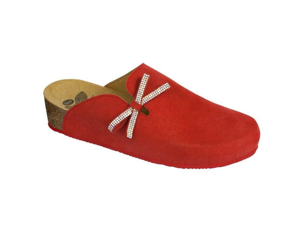 Scholl AMBLA  - dámská  zdravotní domácí obuv (Velikost 36)
