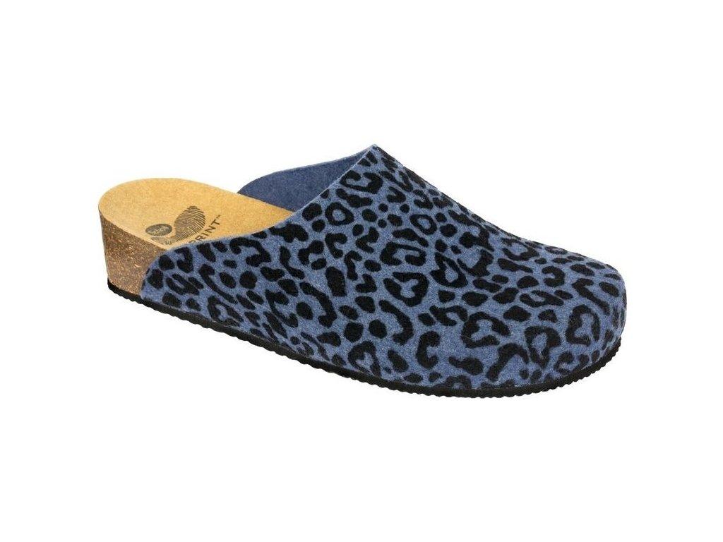 Scholl SILENE - dámská domácí zdravotní obuv (Velikost 36)
