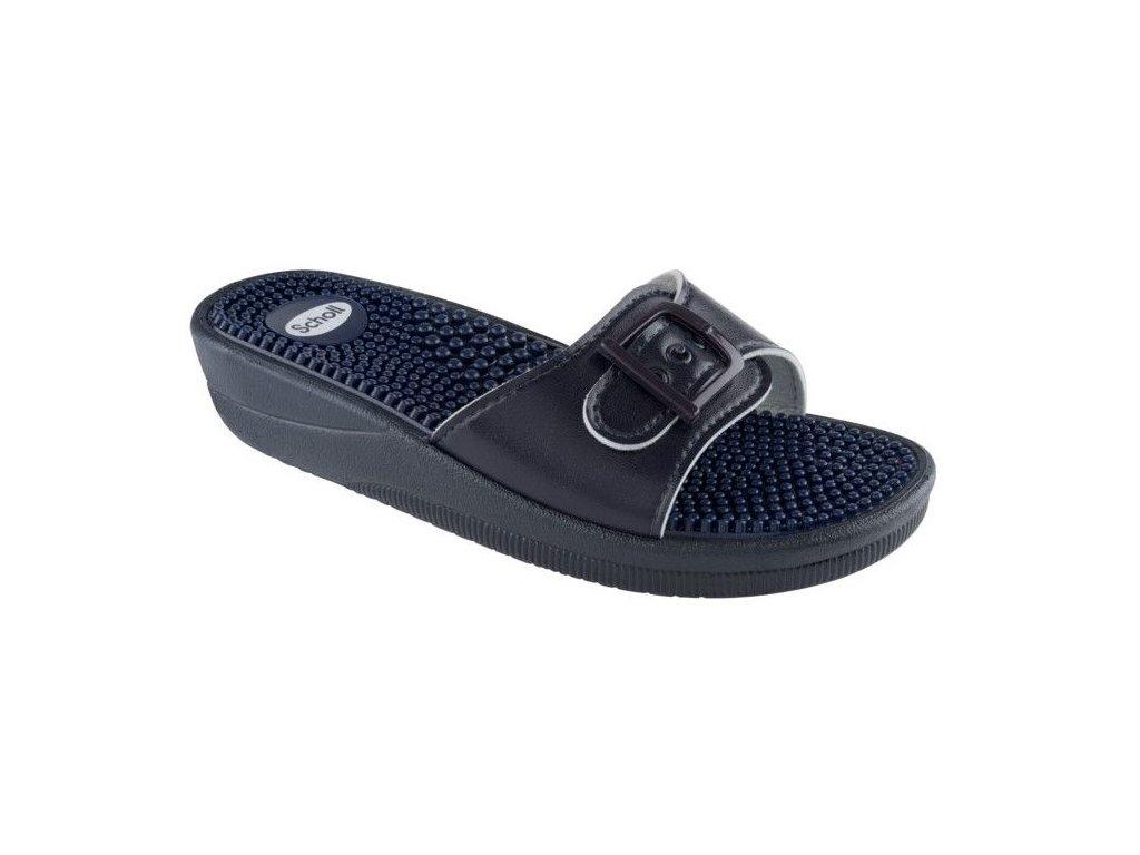 Scholl NEW MASSAGE - dámské zdravotní pantofle (Velikost 35)