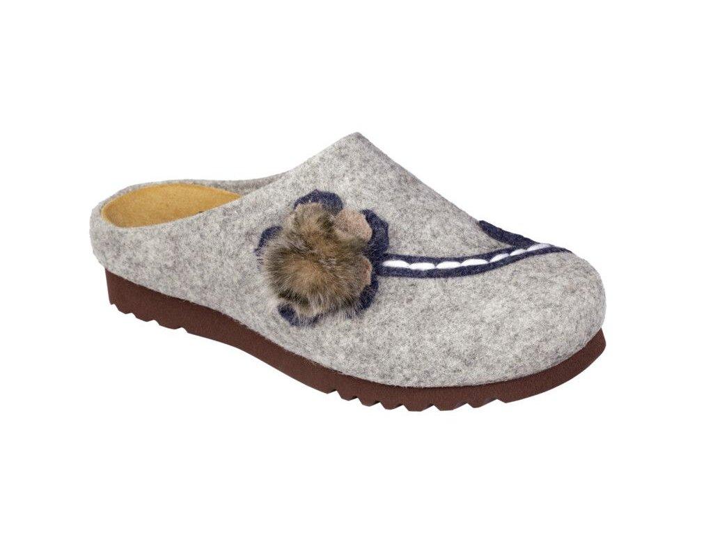Scholl HERMELINE  dámská domácí obuv (Velikost 39)