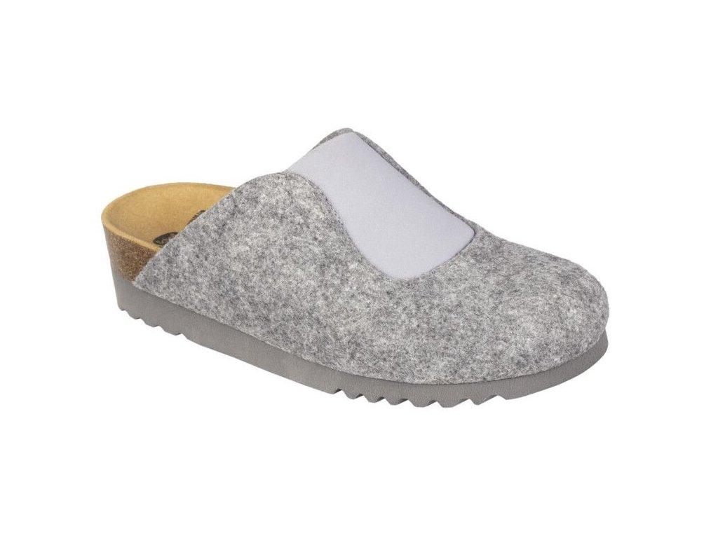 Scholl ELODIE -  dámská domácí obuv (Velikost 37)