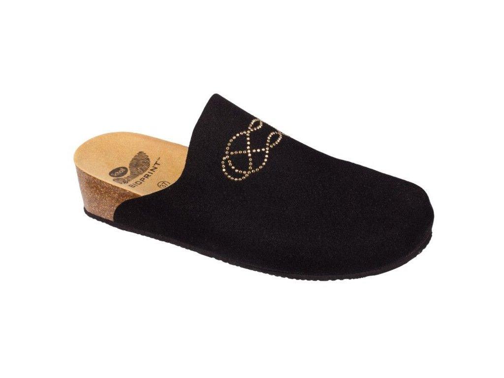 Scholl SORAIA -  dámská domácí obuv (Velikost 38)