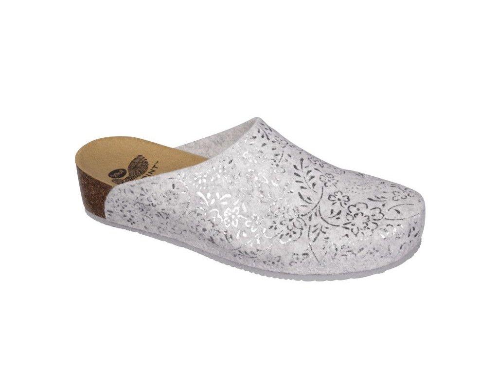 Scholl SILENE - dámská domácí obuv (Velikost 38)