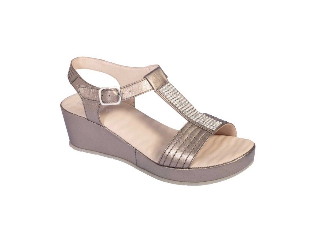 Scholl CATELYN - dámské sandále (Velikost 37)