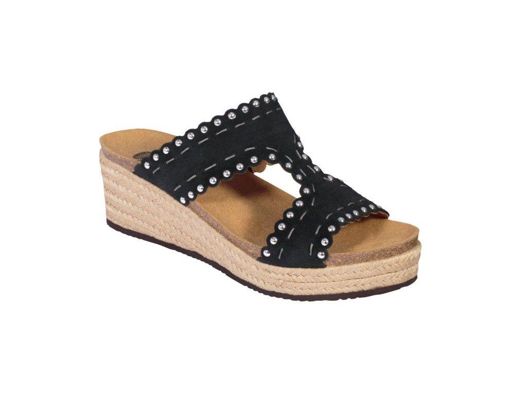 Scholl SHANNON  - dámské pantofle (Velikost 37)