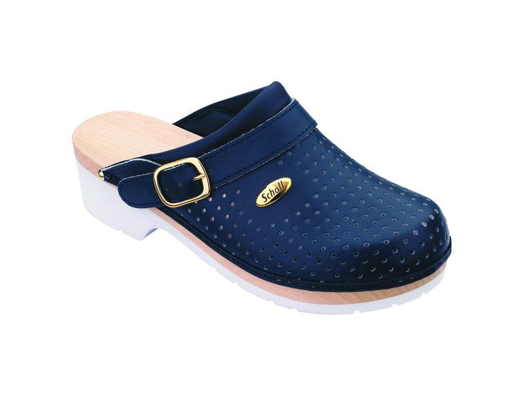 Scholl CLOG S/COMF.-  zdravotní obuv PROFESIONAL (Velikost 40)
