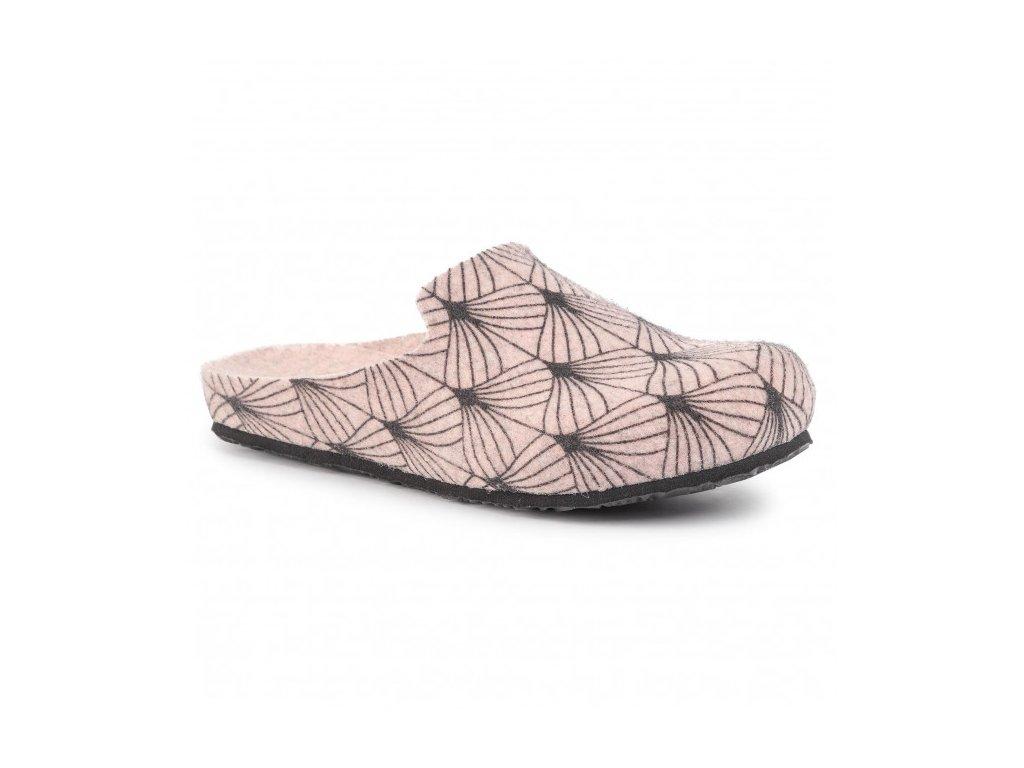 Scholl LAYE  domácí obuv (Velikost 38)