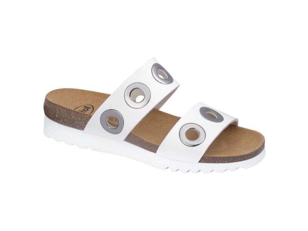 Scholl LARA  - dámské pantofle (Velikost 36)