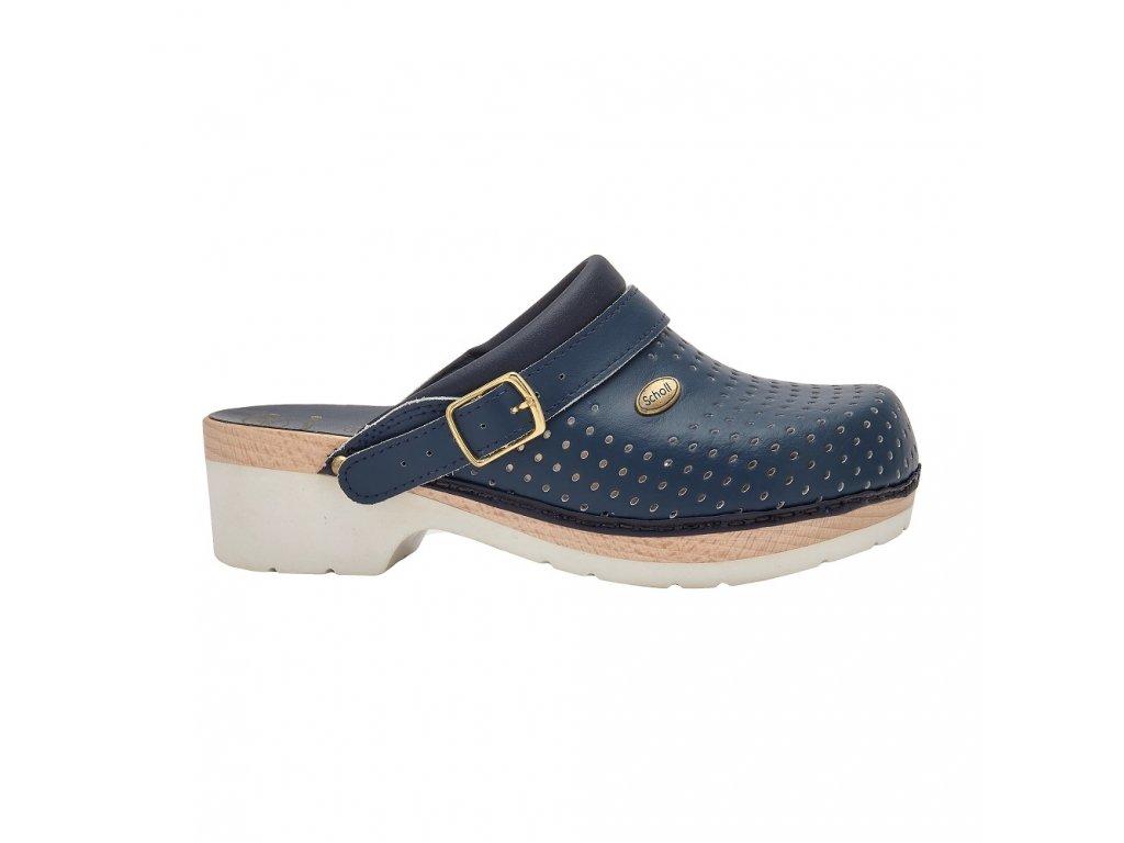Scholl CLOG S/COMF. - zdravotní pantofle PROFESIONAL (Velikost 35)