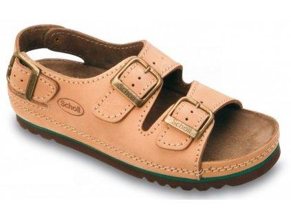 Scholl AIR BAG - zdravotní sandále PROFESIONAL (Velikost 35)