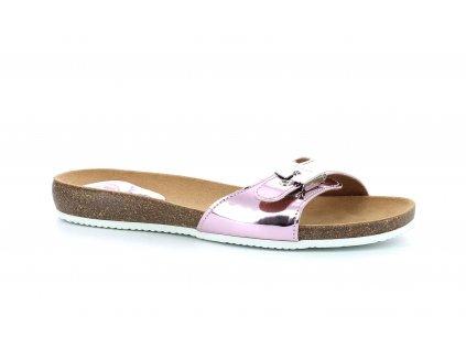 Scholl BAHAMAIS - dámské zdravotní  pantofle (Velikost 38)