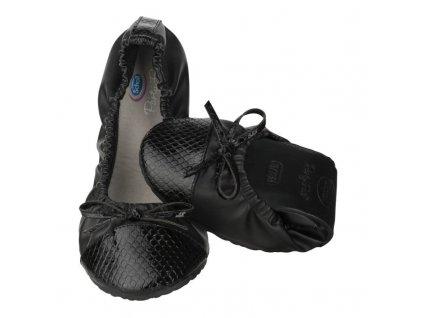 Scholl PB CROCO - dámské balerínky (Velikost 36)