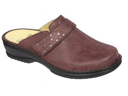 Scholl GENZIANA - dámské zdravotní pantofle (Velikost 38)