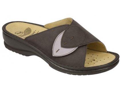 Scholl DAMA - dámské pantofle (Velikost 37)