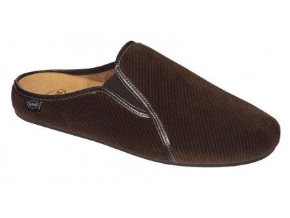 Scholl FELCE -  pánská domácí obuv (Velikost 39)