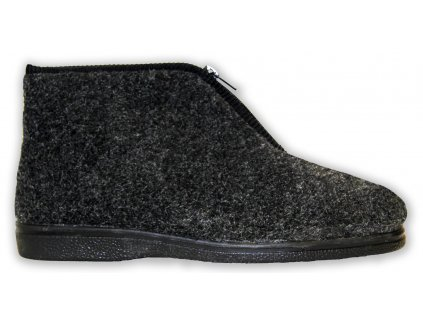 Domácí zateplená obuv (Velikost 39)